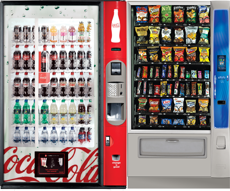 Vending machines in Northwest Arkansas and Fayetteville