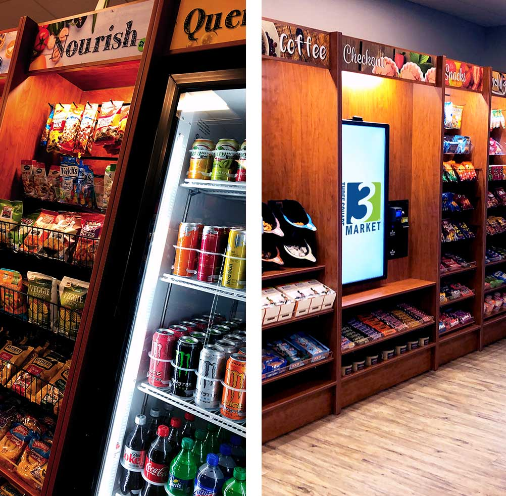 Self-serve micro-markets in Northwest Arkansas and Fayetteville