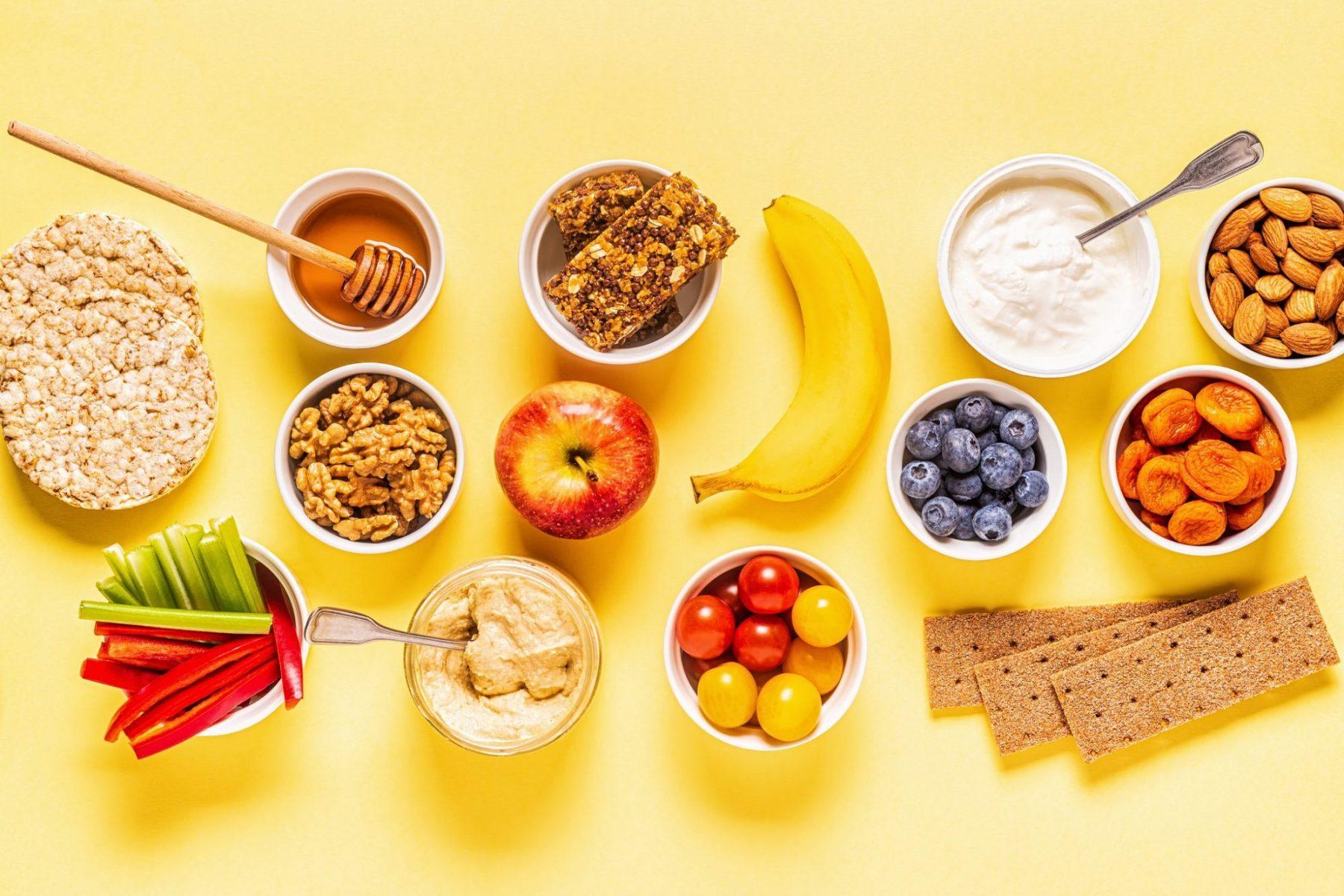 Northwest Arkansas Alternative Snack Choices | Better-for-You | Healthy Break Room